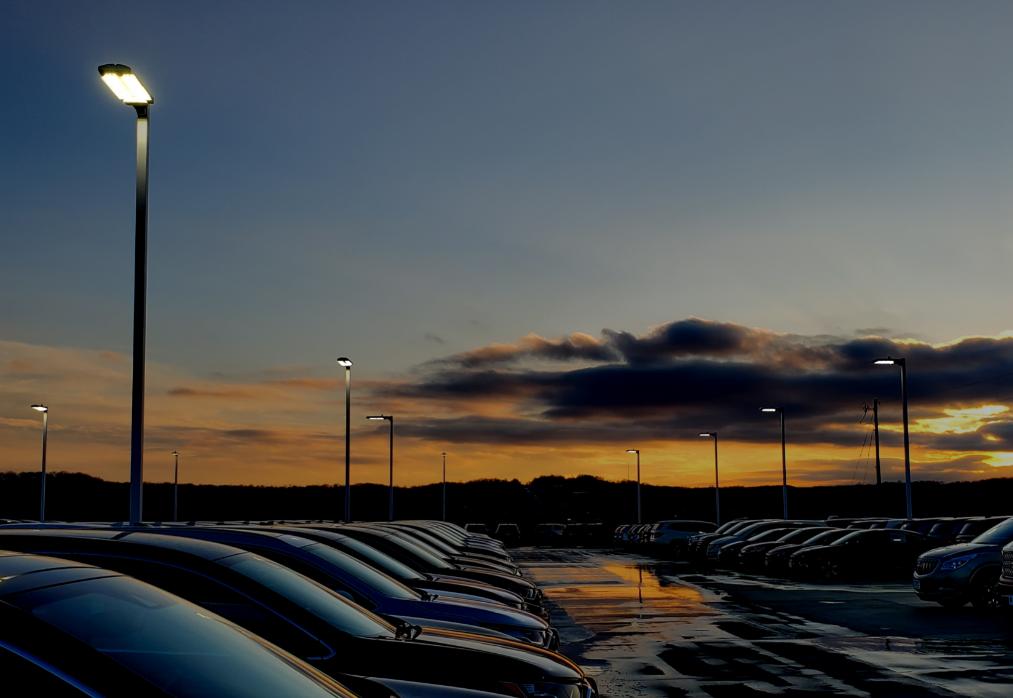 WALI Parking Lot